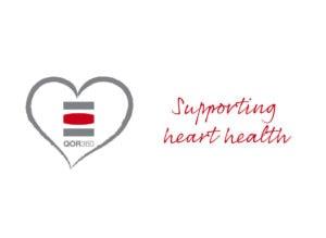 QOR360 sit for heart health logo