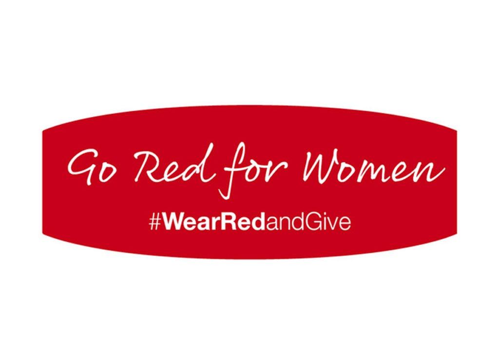 go red for women's heart health