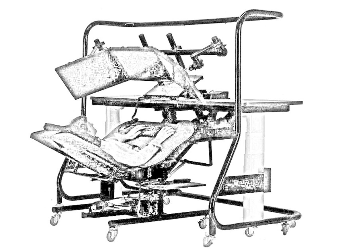 recline chair desk