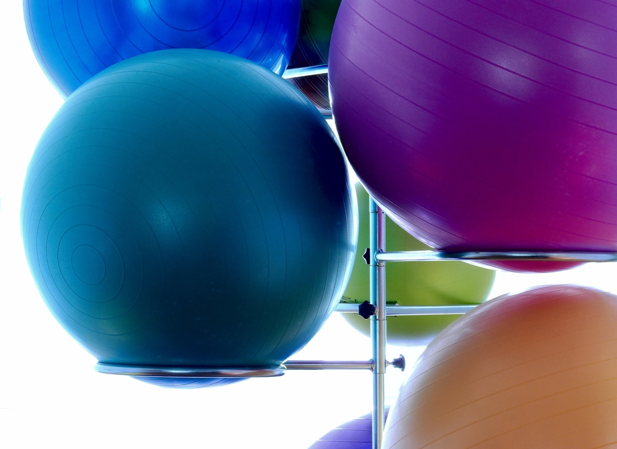 Yoga balls: not the solution for sitting at work (or anywhere else…)