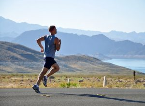 movement guy running staying active healthy